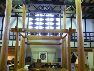伝統産業会館内部