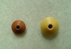 玉の大きさ