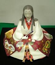 桐塑人形その2